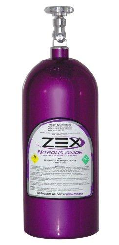 Zex 82000 Purple 10 lb Nitrous Oxide Bottle