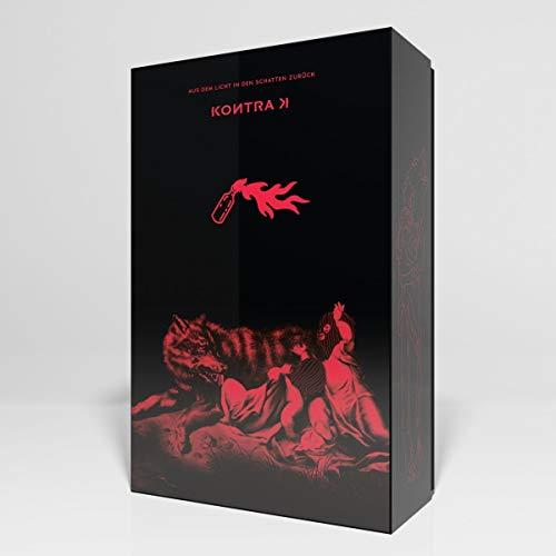 Aus dem Licht in den Schatten zurück (Deluxe Boxset M)