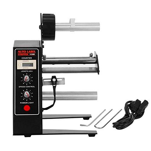 BuoQua AL-1150D Etichettatrice Macchina Con Velocità Controllo Applicatore Di Etichetta Per Casa E Commerciale Label Dispenser Automatico