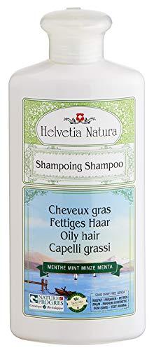 Helvetia Natura - Shampooing Ch Gras 250ml - Lot de 3