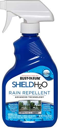 Rust-Oleum Shield H2O Rain Repellent Spray, 11 oz, Clear, 11 Fl Oz