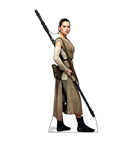 Why Does Rey Have A Yellow Lightsaber?