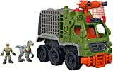 Jurassic World- Imaginext Dinosauro Transporter, FMX87