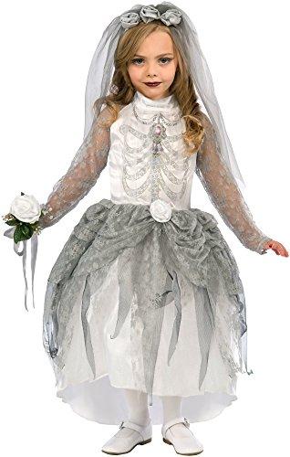 FORUM Novelties - Disfraz de Novia Esqueleto