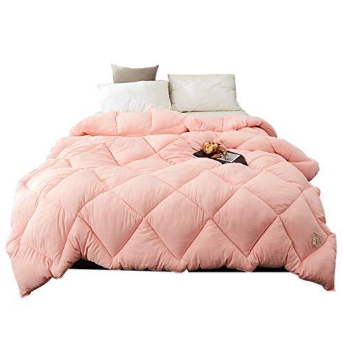 MMM Quilt d'hiver plus épais Conservez l'édredon chaud Espace de base Coton Double climatisation Literie couchage 2.0m Lit (Couleur : #3, taille : 220 * 240cm(3.5kg))