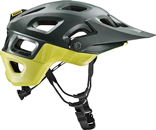 MAVIC Deemax Pro MIPS All Mountain - Casco da bicicletta, colore: verde/giallo, 2021, taglia: L (57-61 cm)