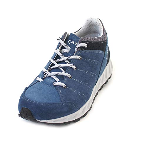 AKU Herren Rapida Schuhe, Denim-blau, UK 10.5