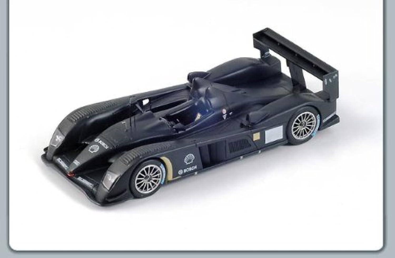 Audi R10 TDI Test car 2006 - mattschwarz - 1 43 B004XQZGOW Modern | Sonderpreis