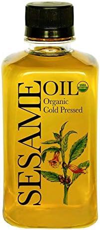 Daana Organic Sesame Oil for Skin Extra Virgin Cold Pressed 12 fl oz product image