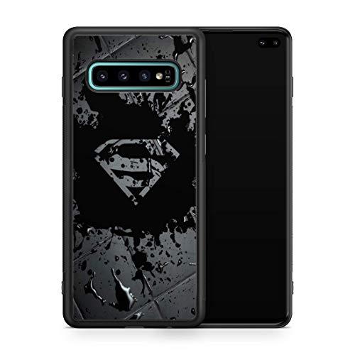 Inspired by Superman Samsung Galaxy S8 S9 Plus S10 S10e S10 Plus Case Superman Comics Superhero Galaxy Case Super man Logo M131