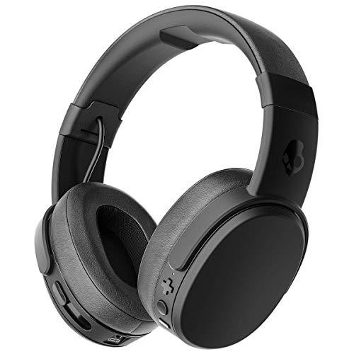 Orange Skullcandy Wireless Headphones