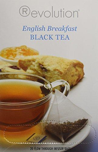 Revolution Tee Pyramiden - English Breakfast, 20 Btl.
