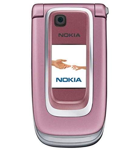 Nokia 6131 - Teléfono Móvil Libre - Rosa