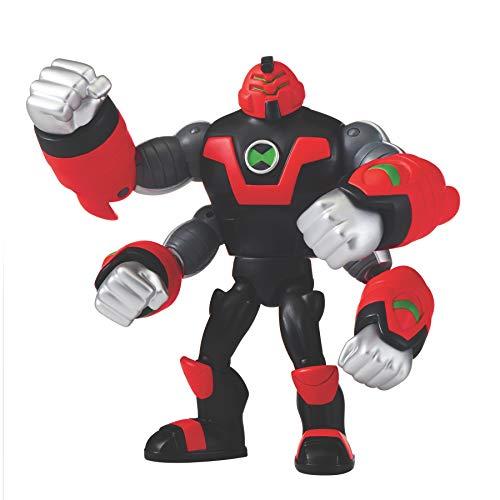 Ben 10 Omni-Kix Armor Four Arms Figura básica