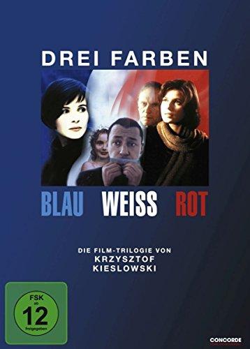 Drei Farben: Blau / Weiß / Rot [3 DVDs]