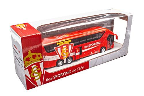 Eleven Force Autobús Real Sporting de Gijón 2ª Edición (