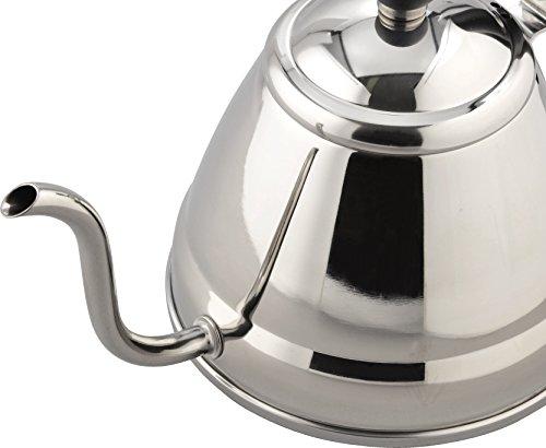 和平フレイズケトルコーヒーポット湯沸かしカンパーナ1L日本製IH対応CR-8877