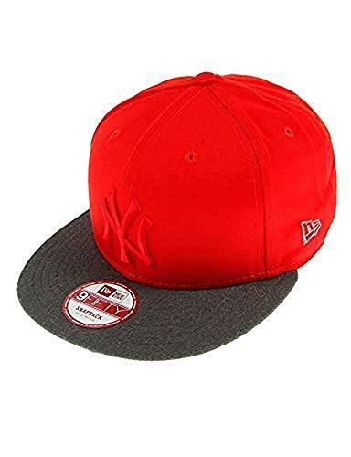 A NEW ERA Era York Yankees Pop Tonal 2-Tone 9Fifty Ajustable Rojo - Rojo, S/M