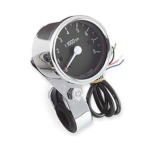 Biker's Choice Electronic Custom Mini Tachometer