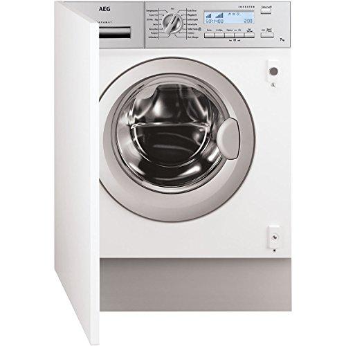 AEG L82470BI Waschmaschine Frontlader (169,0 kWh/Jahr)