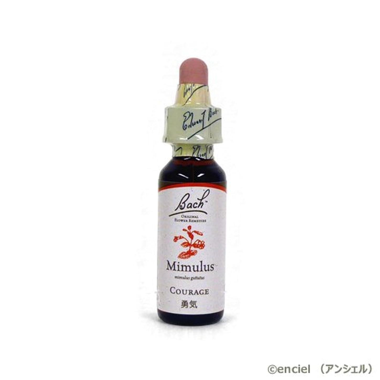 巡礼者空気ホースバッチフラワー レメディ ミムラス 10ml グリセリンタイプ 日本国内正規品