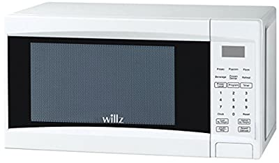 Willz WLCMD207WE-07 White 0.7 cu ft Microwave