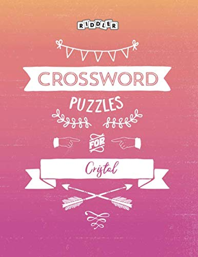 Crossword Puzzles for Cristal