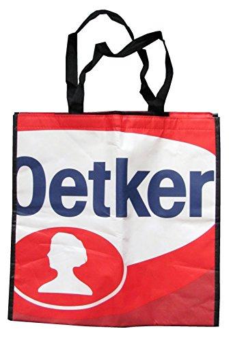 Dr. Oetker - Kühltasche - Einkaufstasche - 43 x 40 x 14 cm