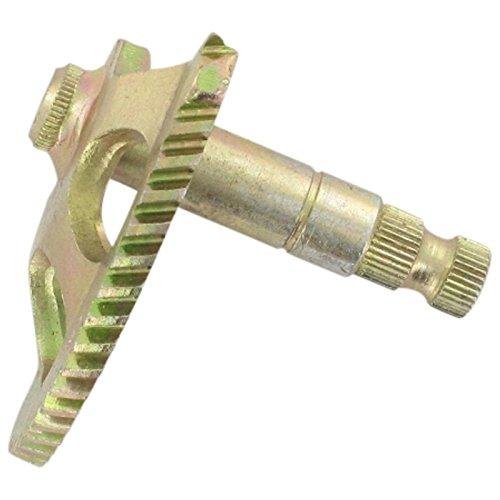 Xfight-Parts Kickstarterwelle 21Z l=62mm 2Takt 50ccm 1E40QMB Motowell Magnet Sport
