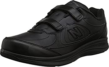 Velcro Work Shoes For Wide Feet