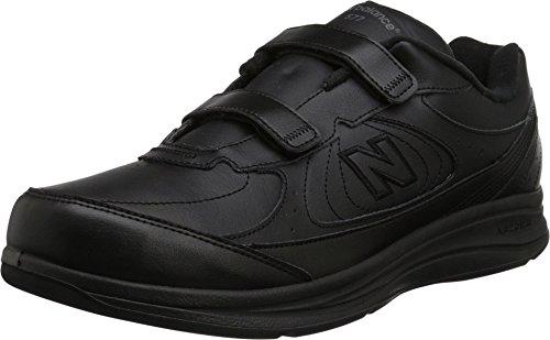 Zapatillas para caminar para hombre New Balance MW577 , color Negro, talla 42 1/2 EU M
