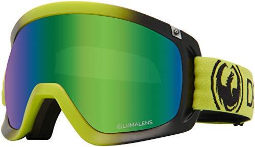 Dragon D3 OTG Cal Lumalens Verde Ion + Lumalens Amber 33851-320 Gafas de Nieve