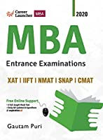 MBA 2020-21: Study Guide (XAT-IIFT-NMAT-SNAP-CMAT)