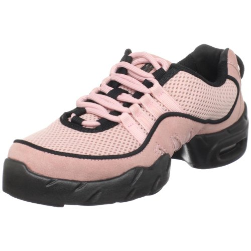 Bloch Women's Boost DRT MESH Sneaker, Pink, 9