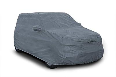 Coverking Custom Fit Car Cover for Select Toyota Models - Mosom Plus