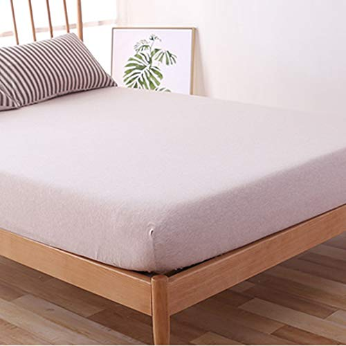 haiba Touch Spannbettlaken Spannbetttuch Bett, Kinderbett Couch Flauschiges Laken...