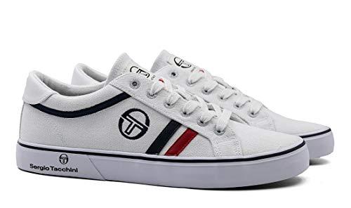 Sergio Tacchini - Sneakers Casual ST.Raphael Tex per Uomo con Suola in Gomma (EU 44)