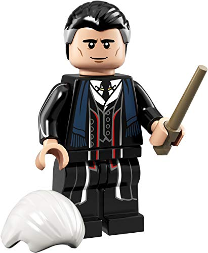 lego- Harry Potter 71022 Sammelfiguren (#22 Percival Graves / Gellert Grindelwald)
