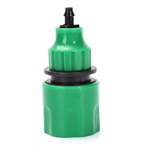 FAVOLOOK 2 Unidades de Manguera de Jardín de plástico con Conector Rápido para Manguera de Agua, Accesorios para Manguera DE 4/7 mm, 8/11 mm