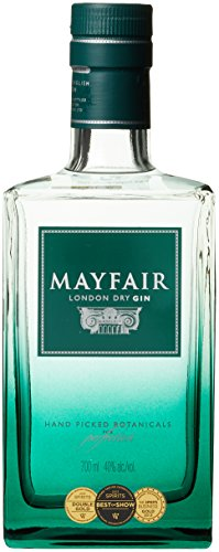 Mayfair London Dry Gin (1 x 0.7 l)