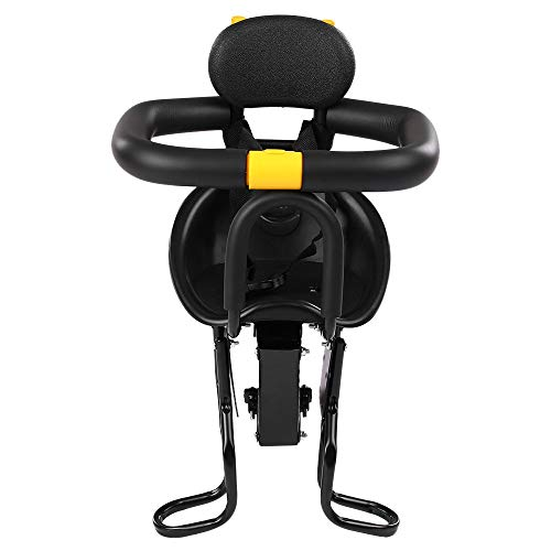 Find Bargain SAIDISH Bicycle Child Seat Safe and Secure Baby Seat Environmentally Friendly Front Mou...