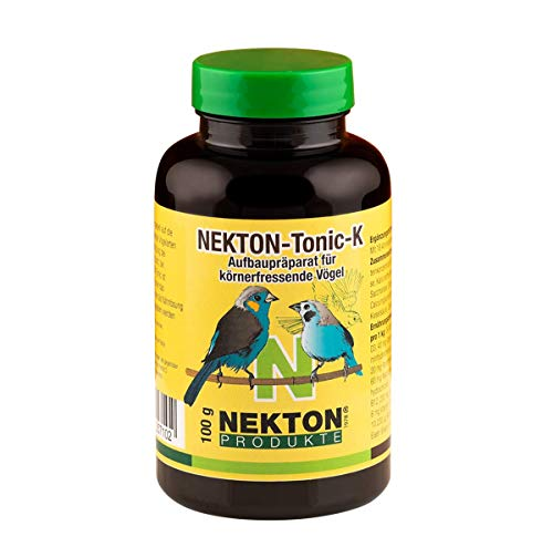 Nekton Tonic-K for Seed-Eating Birds 100gm (3.5oz)