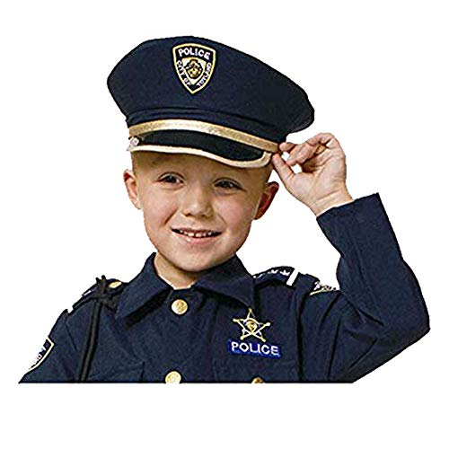 Dress Up America Pretend Play Police Hat pour les enfants