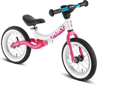 Puky Laufrad LR Splash mit Aheadset-Vorbau weiß/Kiwi 4084 Lernlaufrad