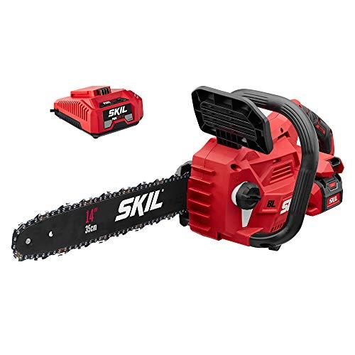 SKIL Brushless Chainsaw Kit