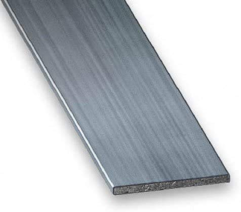 Wzwwjs Plana de Acero Inoxidable de Acero Fácil de Soldadura de 500 mm de Largo, 5 mm de Espesor, Ancho: 10 mm a 20 mm,15mm