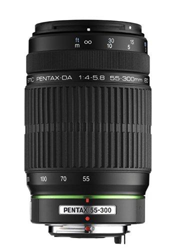 Pentax DA 55-300mm f/4-5.8 ED Lens for Pentax and Samsung