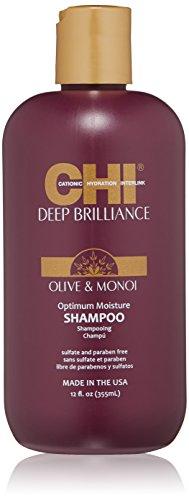 CHI Deep Brilliance Moisture Shampoo 355ml