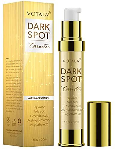 Paradream Dark Spot Corrector Serum, Dark Spot Remover for Face and body, Age Spots Sun Spots Corrector, All Skin Types 1 fl oz