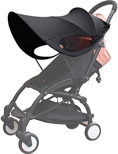 Baby Stroller Sun Shade Sun Protection Sun Shade for Strollers Car Seats Pram Pushchair Buggy product image